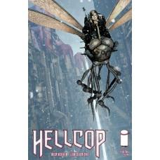 HELLCOP #2 CVR A HABERLIN & VAN DYKE (MR)