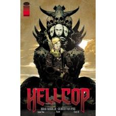 HELLCOP #2 CVR B HABERLIN & VAN DYKE (MR)