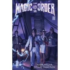 MAGIC ORDER 2 #2 (OF 6) CVR C HA (MR)