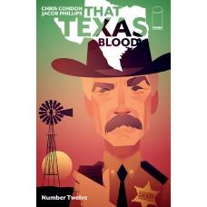 THAT TEXAS BLOOD #12 CVR B CHOW (MR)