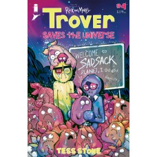 TROVER SAVES THE UNIVERSE #4 (OF 5) (MR)