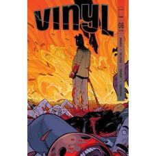 VINYL #6 (OF 6) (MR)