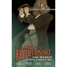 LADY BALTIMORE WITCH QUEENS HC (C: 0-1-2)