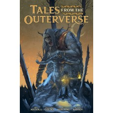 TALES FROM THE OUTERVERSE HC (C: 0-1-2)