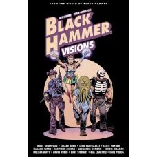 BLACK HAMMER VISIONS HC VOL 02 (C: 0-1-2)