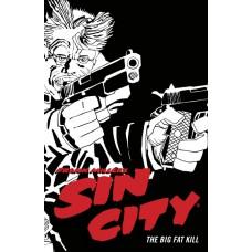 SIN CITY DLX HC VOL 03 THE BIG FAT KILL (4TH ED) (MR) (C: 0-