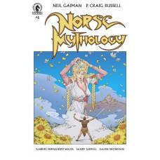 NORSE MYTHOLOGY II #6 (OF 6) CVR A RUSSELL (MR) (C: 1-0-0)