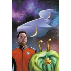 ORVILLE ARTIFACTS #2 (OF 2)
