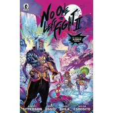 NO ONE LEFT TO FIGHT II #2 (OF 5) CVR A