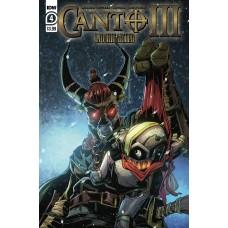CANTO III LIONHEARTED #4 (OF 6) CVR A ZUCKER