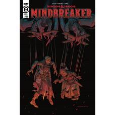DUNGEONS & DRAGONS MINDBREAKER #2 (OF 5) CVR B DAVENPORT (C: