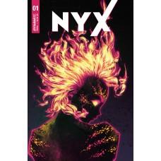NYX #1 CVR B BESCH