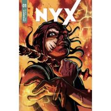 NYX #1 CVR C DAGNINO