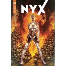 NYX #1 CVR D VIGONTE