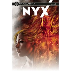 NYX #1 CVR K GAGE SGN ATLAS ED