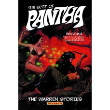 BEST OF PANTHA THE WARREN STORIES HC (MR)