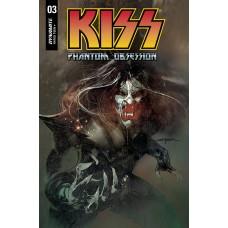 KISS PHANTOM OBSESSION #3 CVR B SAYGER