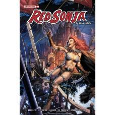 RED SONJA (2021) #3 CVR B ANACLETO