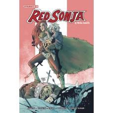 RED SONJA (2021) #3 CVR D DURSO
