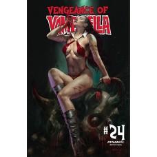 VENGEANCE OF VAMPIRELLA #24 CVR A PARRILLO