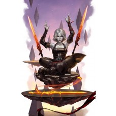 MAGIC MASTER OF METAL #1 CVR B MERCADO CONNECTING VAR