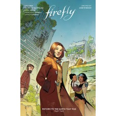 FIREFLY RETURN TO EARTH THAT WAS HC VOL 02 (C: 0-1-2)