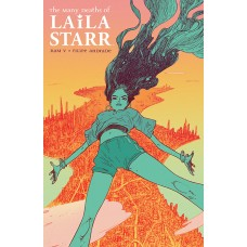 MANY DEATHS OF LAILA STARR TP (C: 0-1-2)