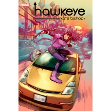 HAWKEYE #1 (OF 5)