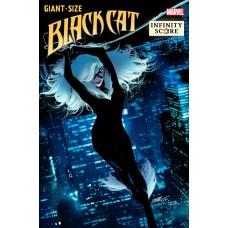 GIANT-SIZE BLACK CAT INFINITY SCORE #1