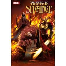 DEATH OF DOCTOR STRANGE #3 (OF 5)