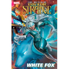 DEATH OF DOCTOR STRANGE WHITE FOX #1