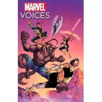 MARVELS VOICES INDIGENOUS VOICES 2021 #1