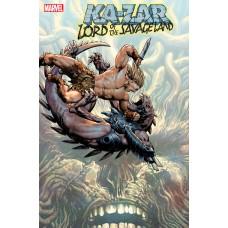 KA-ZAR LORD SAVAGE LAND #3 (OF 5)