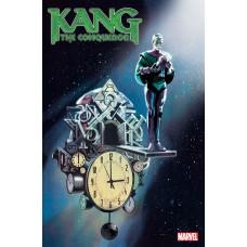 KANG THE CONQUEROR #4 (OF 5)