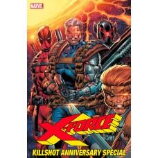 X-FORCE KILLSHOT ANNIVERSARY SPECIAL #1