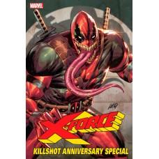 X-FORCE KILLSHOT ANNIVERSARY SPECIAL #1 CONNECTING D VAR