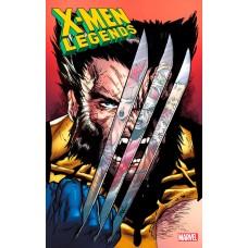 X-MEN LEGENDS #9