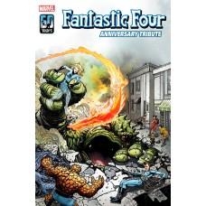 FANTASTIC FOUR ANNIVERSARY TRIBUTE #1