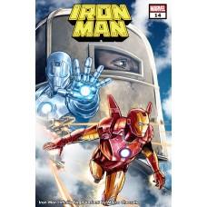 IRON MAN #14 INFINITY SAGA PHASE ONE VAR
