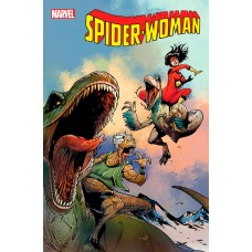 SPIDER-WOMAN #17 PEREZ VAR