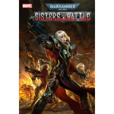 WARHAMMER 40K SISTERS BATTLE #4 (OF 5) GAMES WORKSHOP VAR