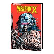WOLVERINE WEAPON X GALLERY EDITION HC