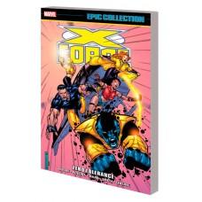 X-FORCE EPIC COLLECTION TP ZERO TOLERANCE