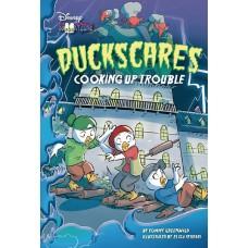 DUCKSCARES HC NOVEL COOKING UP TROUBLES (C: 0-1-0)