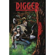 DIGGER #2 (MR)