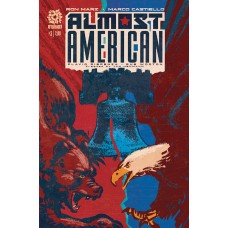 ALMOST AMERICAN #3