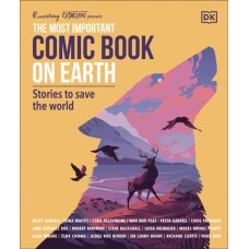 MOST IMPORTANT COMIC BOOK ON EARTH STORIES TO SAVE WORLD (C: