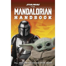STAR WARS MANDALORIAN HANDBOOK HC (C: 0-1-0)