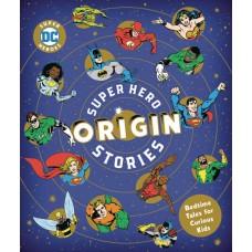 DC SUPER HERO ORIGIN STORIES (C: 0-1-0)