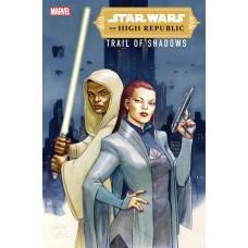 DF STAR WARS HIGH REPUBLIC TRIAL OF SHADOWS #1 CGC GRADED (C